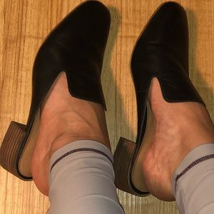 Willa Loafer Mules